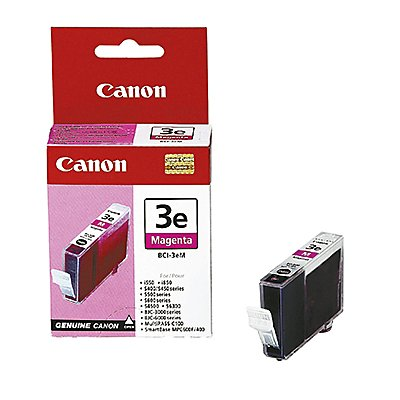 Canon Tintenpatrone BCI3EM 4481A002 13ml magenta