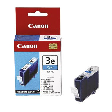 Canon Tintenpatrone BCI3EC 4480A002 13ml cyan