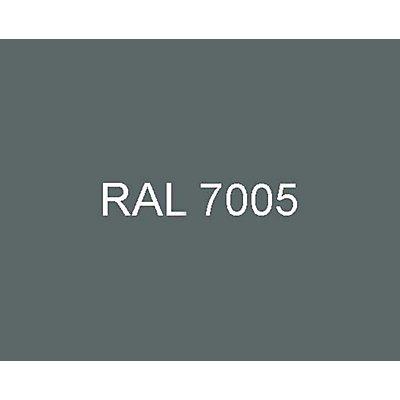 Heson Vollwand-Stapelbehälter, BxL 1000 x 1200 mm - Füllhöhe 500 mm, Traglast 1000 kg