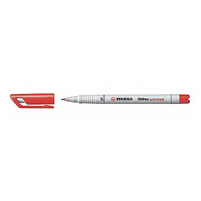 STABILO Folienschreiber OHPen S 0,4mm