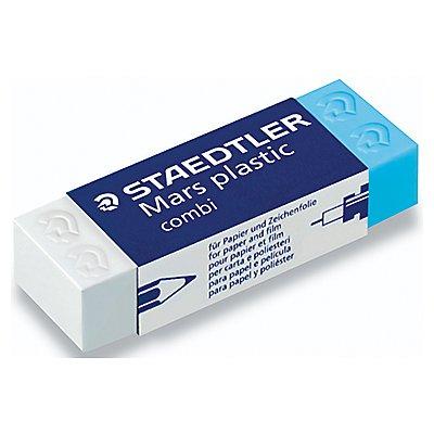 STAEDTLER Radierer Mars combi 526 508 Blei/Tinte 6,4x2,2x1,2cm