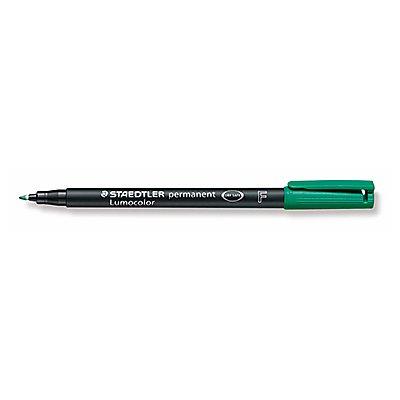 STAEDTLER Folienschreiber Lumocolor 0,6mm permanent