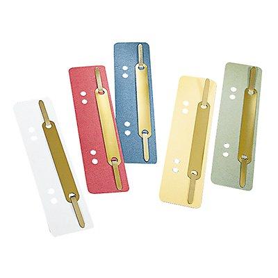 Soennecken Heftstreifen 3039 Metalldeckl. farbig 200 St./Pack.