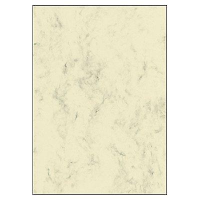 Sigel Marmorpapier  DIN A4 200g  50 Bl./Pack.