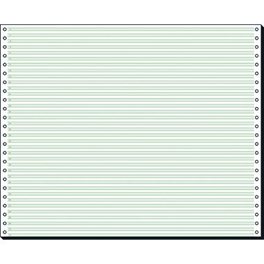 Soennecken Computerpapier 5900 375mmx12Zoll 2.000 Bl./Pack.
