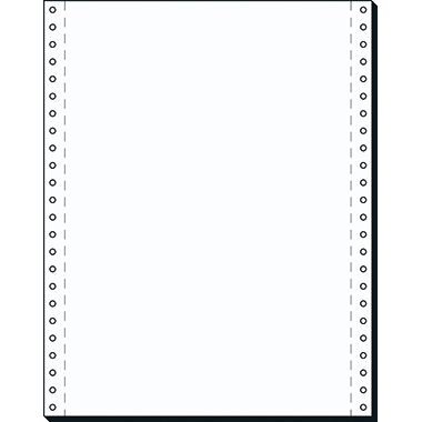 Soennecken Computerpapier 5940 240mmx6Zoll blanko 4.000 Bl./Pack.
