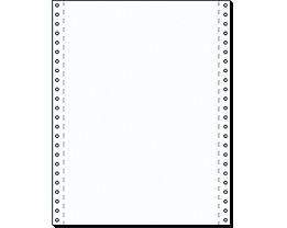 Soennecken Computerpapier 5899 375mmx12Zoll blanco 2.000 Bl./Pack.