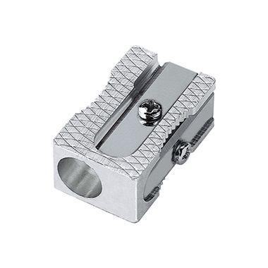 M+R Spitzer 02200000 max. 8mm +2Ersatzmesser silber