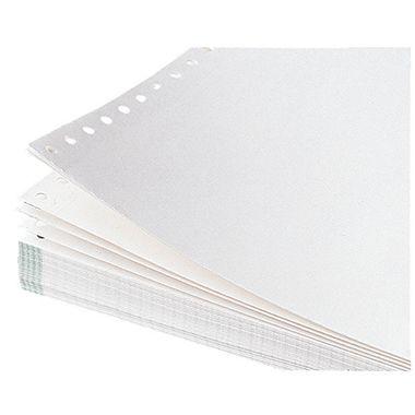 Soennecken Computerpapier 5919 240mmx12Zoll blanko 500 Bl./Pack.