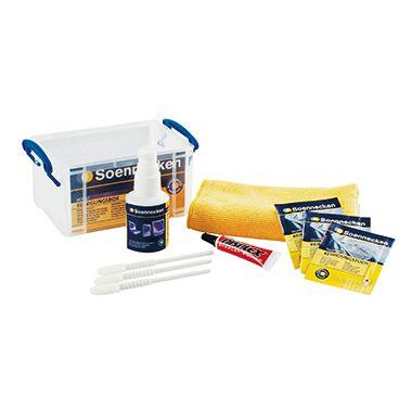 Soennecken Reinigungsset MOBILE 4863 für alle Oberflächen