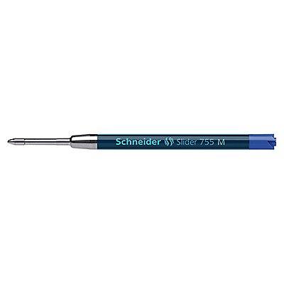 Schneider Kugelschreibermine Slider 755 M 0,6mm