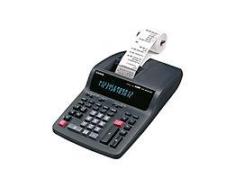 CASIO Tischrechner FR-620TEC Netzbetrieb 12Zeichen schwarz