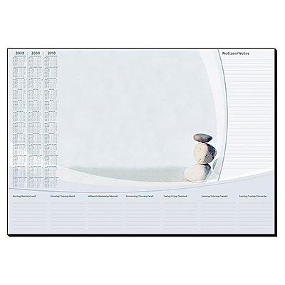 Sigel Schreibunterlage HO370 59,5x41cm Harmony 30Blatt