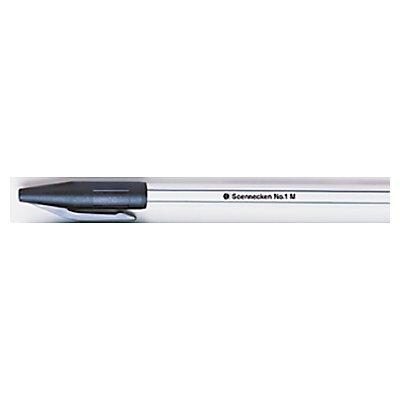 Soennecken Einwegkugelschreiber 3601 Nr.1 M rot 10 St./Pack.