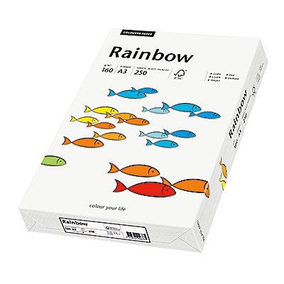 Rainbow Kopierpapier 88042211 A3 160g weiß 250 Bl./Pack.