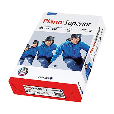 Plano Multifunktionspapier Superior DIN A4