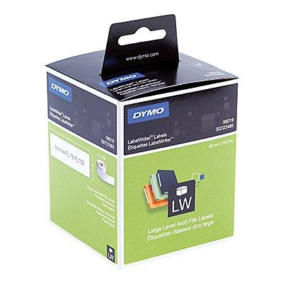 DYMO Ordneretikett S0722480 für LabelWriter 190x59mm ws 110 St./Rl.