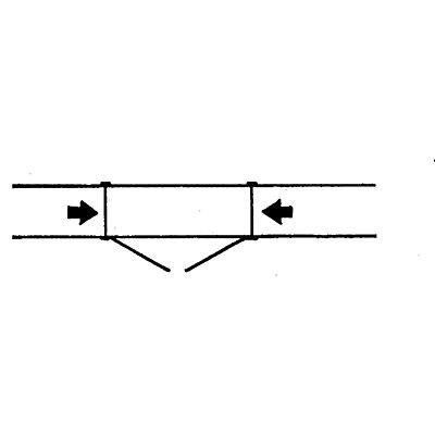 Kerkmann Zwischenwand - für Höhe 2250 mm