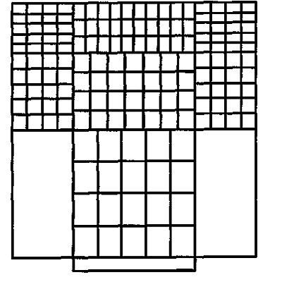 Mauser Großraumschrank - 10 Fachböden, 158 Sichtlagerkästen