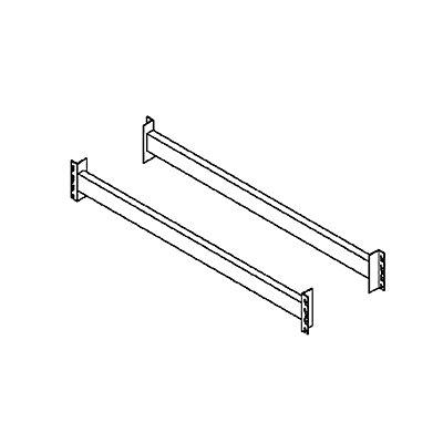 Schwerlastregal-Auflagetraversen, Paar - Längstraversen ohne Stufen