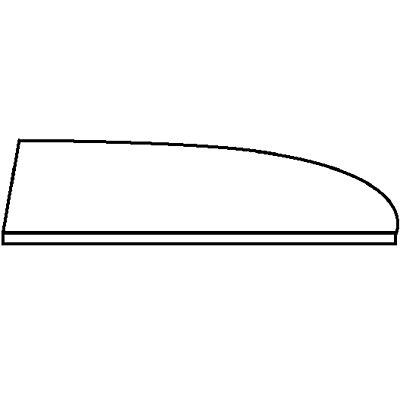 BASIC-II Verkettung - für Schreibtisch mit Wangen und C-Fuß-Gestell