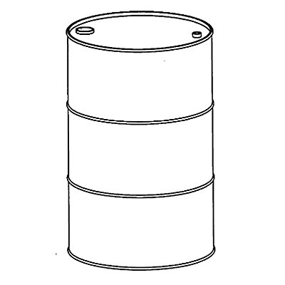 Lutz – Fasspumpe, elektrisch - für Mineralöl - Grundgerät
