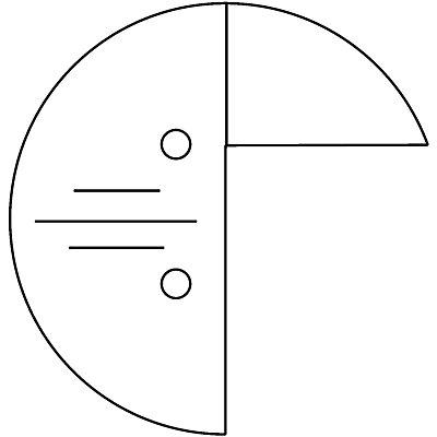 VERA Ansatztisch - mit 2 Stützfüßen