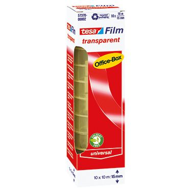 tesa Klebefilm tesafilm OfficeBox tr 10 St./Pack.