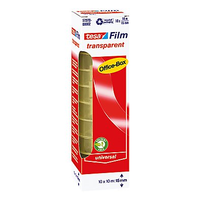 tesa Klebefilm tesafilm OfficeBox tr 10 St./Pack.