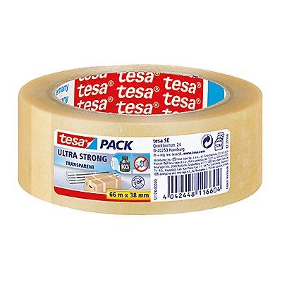 tesa Packband tesapack Ultra Strong 57174-00000 38mmx66m transparent