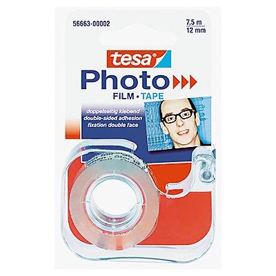 tesa Handabroller Photo Film 56663-00002 transparent +1Klebefilm