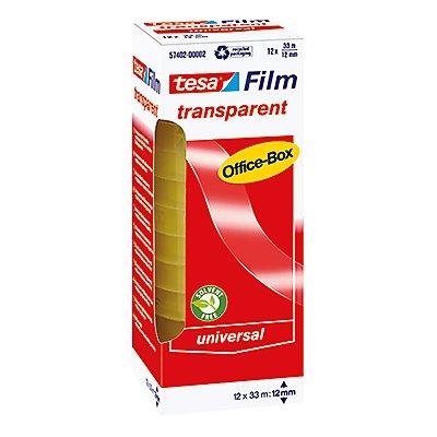 tesa Klebefilm tesafilm OfficeBox tr 12 St./Pack.