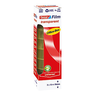 tesa Klebefilm tesafilm OfficeBox 57406-00002 tr 8 St./Pack.