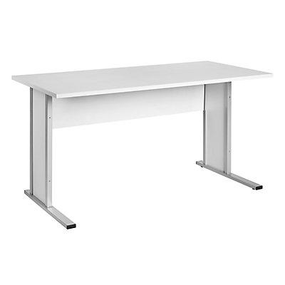 Schomburg Schreibtisch SERIE 4000 - HxBxT 710 x 1400 x 650 mm