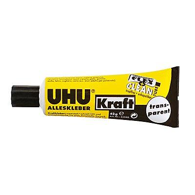 UHU Alleskleber Kraft FLEX+CLEAN 45040 42g