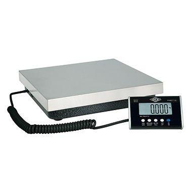 WEDO Paketwaage Paket 50 50775020 50kg +Netzgerät/Batterien
