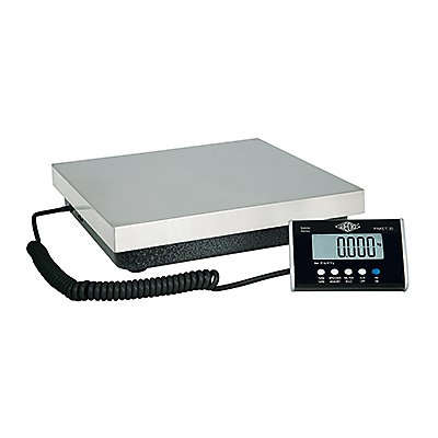 WEDO Paketwaage Paket 20 50772010 20kg +Netzgerät/Batterien
