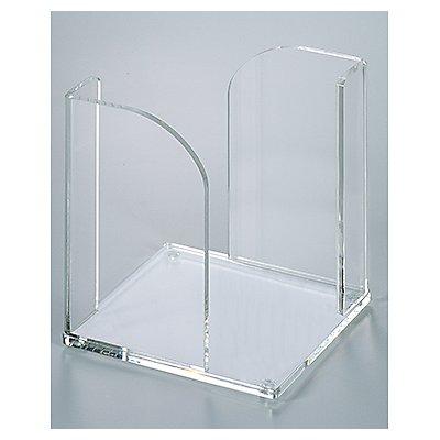 MAUL Zettelbox 1954005 9x9cm max. 700Blatt Acryl gk