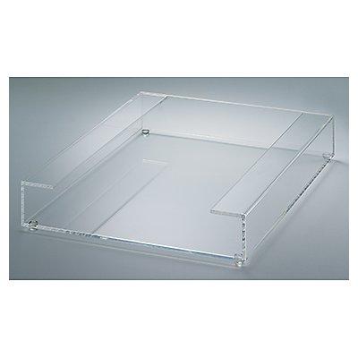 Maul Briefablage 1950005 DIN A4-C4 26x5,6x35 cm Acryl glasklar