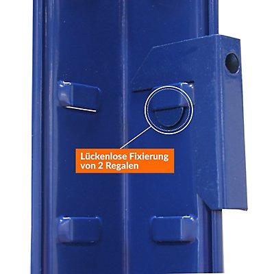 Stabiles Schwerlastregal | HxBxT 1800 x 900 x 600 mm |