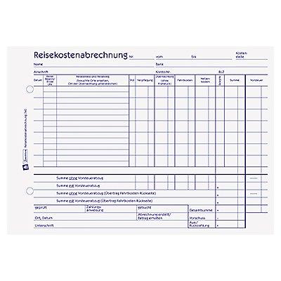 Avery Zweckform Reisekostenabrechnung 740 DIN A5
