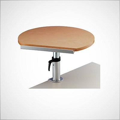 Ansatzplatten, Anbautische und Schreibtischverkettungen Bild
