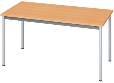 EOL Table rectangulaire polyvalente L. 120 x P. 60 cm plateaux Hêtre... par LeGuide.com Publicité