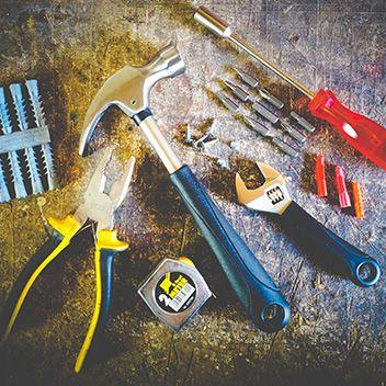 Handwerkzeuge Bild
