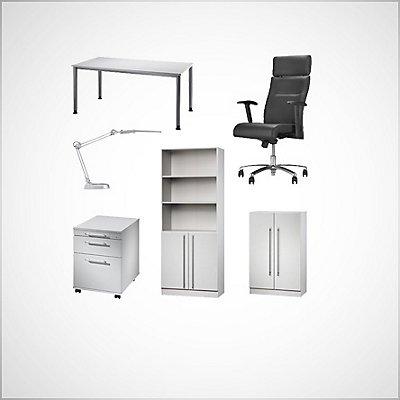 Büromöbel Komplett-Angebote Bild
