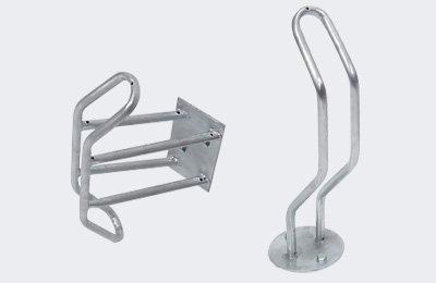 Kompakte Fahrradständer bei Certeo
