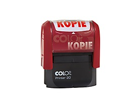 COLOP Textstempel Printer 20 38mm Kunststoff rt