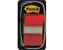 Post-it Haftstreifen Index Standard 25,4x43,2mm 50Blatt PES