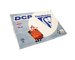 Clairefontaine Farblaserpapier DCP  DIN  210g el 125 Bl./Pack.