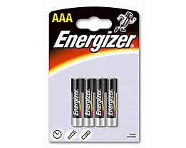 Energizer Batterie AAA/Micro/LR03 St./Pack.